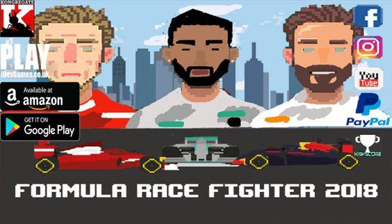 Formula Race Fighter 2018